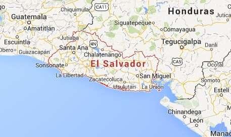 Según informes de la policía, en las últimas horas capturaron a cuatro pandilleros quienes supuestamente participaron en el asesinato del policía en San Pedro Perulapán. Foto: Google Maps
