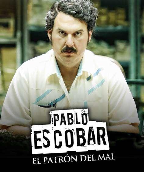 'Pablo Escobar, el Patrón del Mal' Foto: Caracol TV
