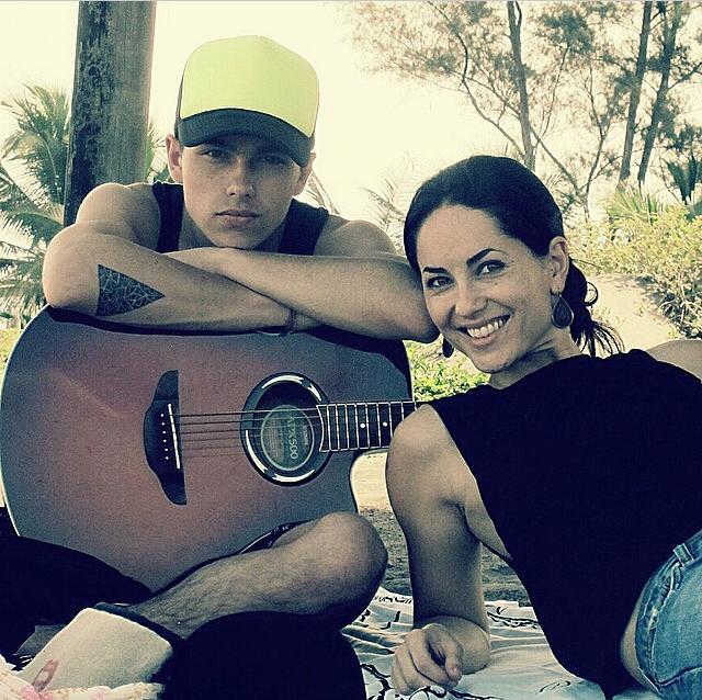 20 de octubre de 2014 - Foto: Instagram