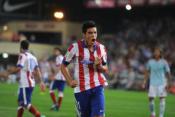 Jiménez apenas ha marcado un gol en seis juegos con el Atleti. Foto: Getty Images