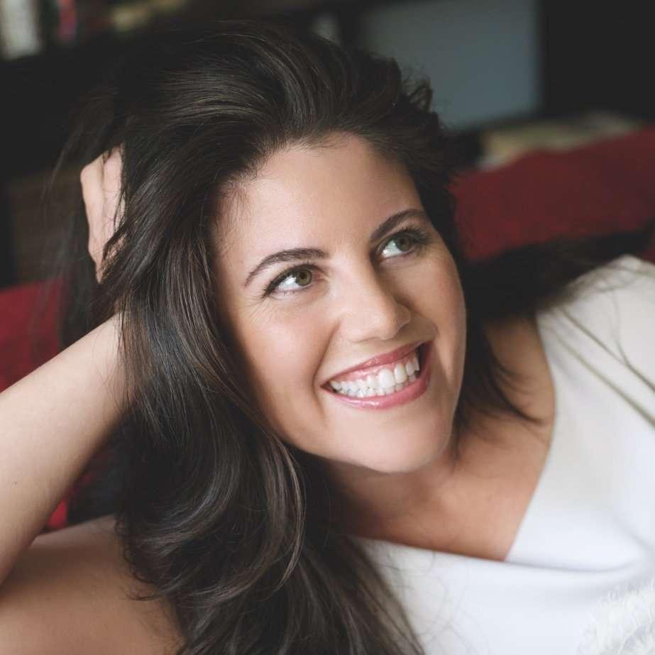 Foto de Monica Lewinksy que aparece en el perfil de su cuenta en Twitter. Foto: Twitter