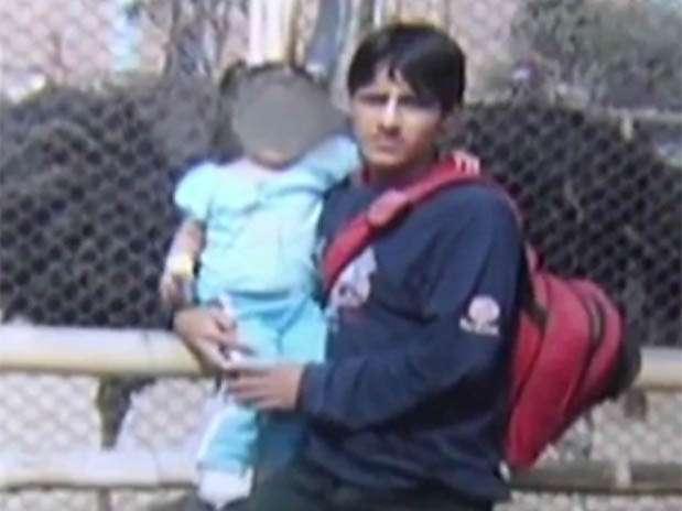"""Miguel Ángel Cruz Almerco deja huerfana a una niña de 12 años. Foto: Captura """"Buenos Días, Perú""""."""