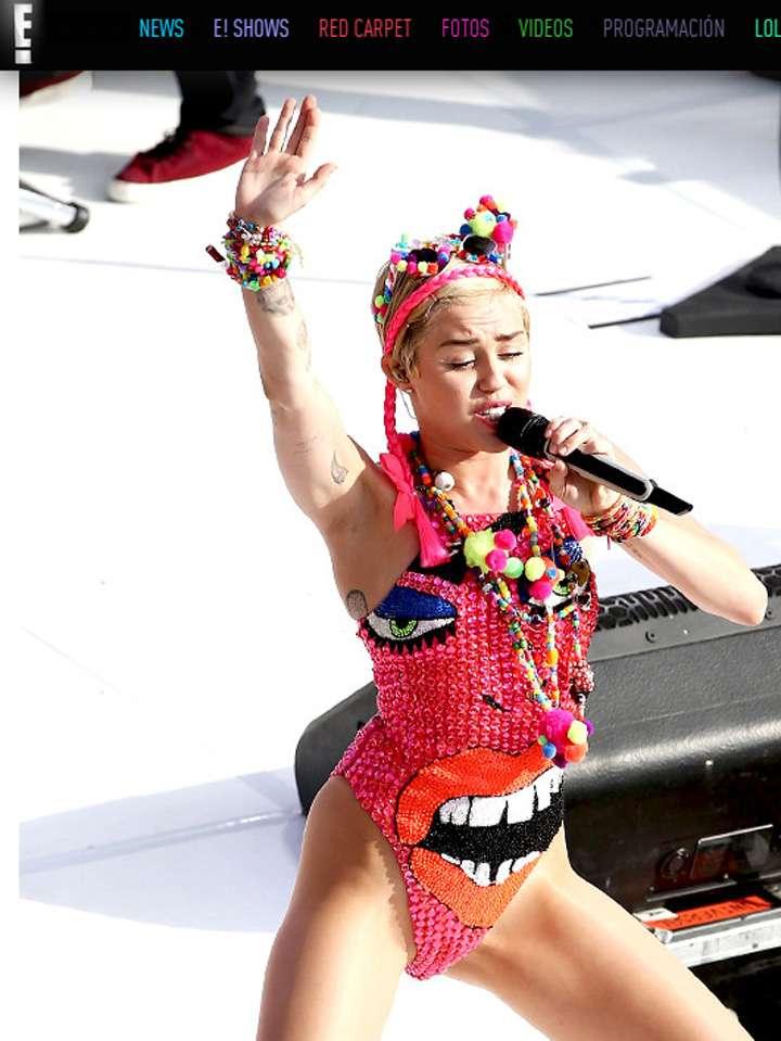 Miley Cyrus Foto: eonline.com