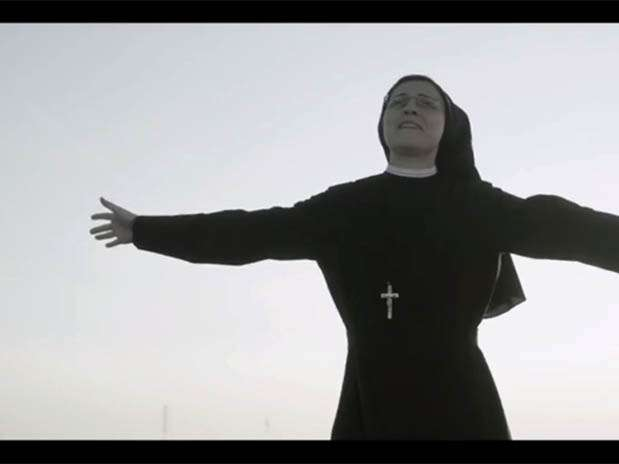 Sor Cristina. Foto: Captura de video