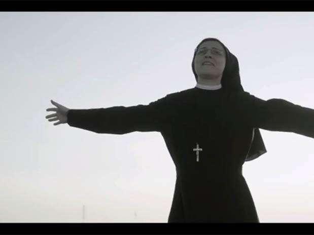Sor Cristina. Foto: Captura de video