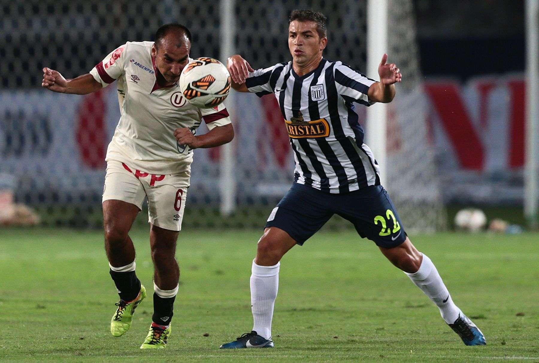 Rainer Torres juega en Universitario desde el 2008. Foto: Andina