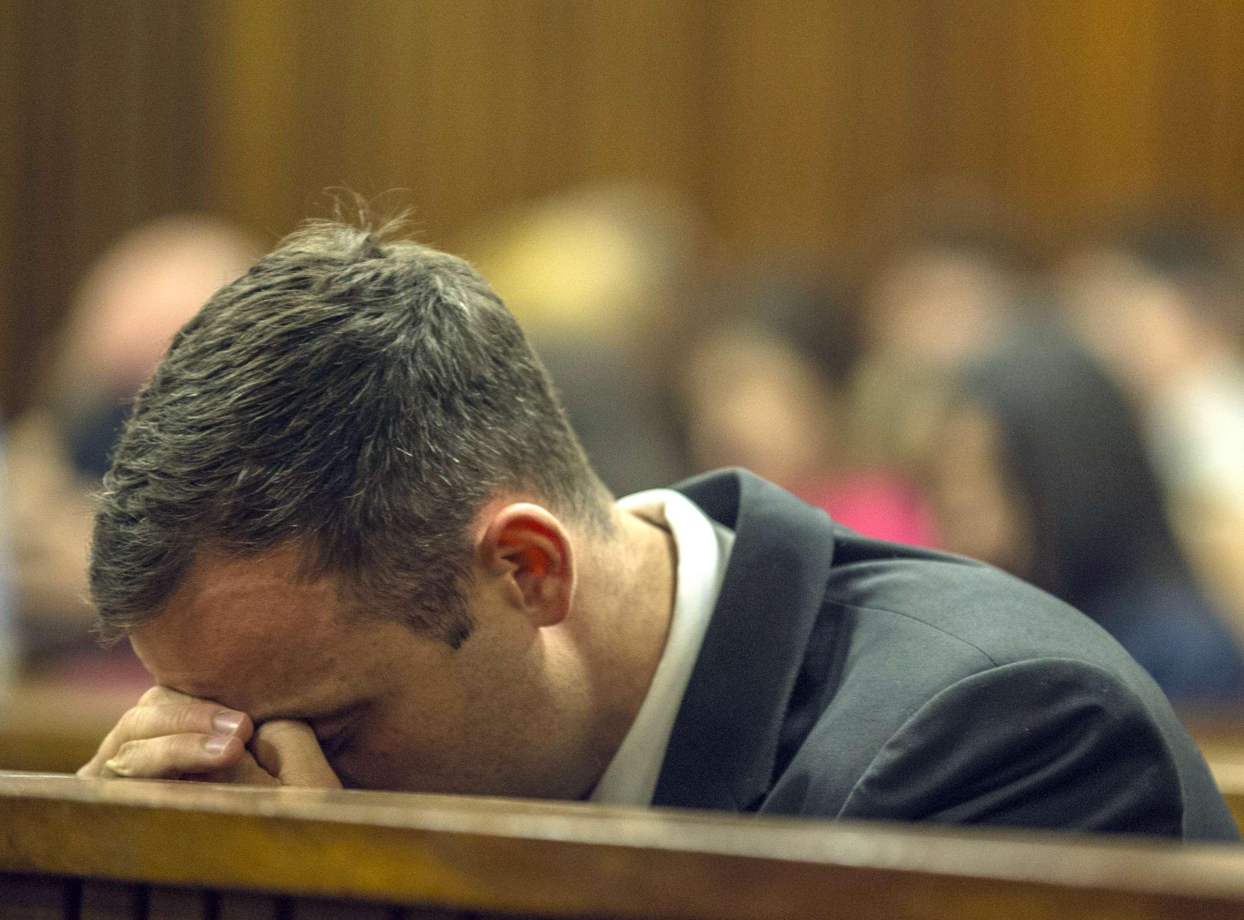 Pistorius. Foto: AFP en español