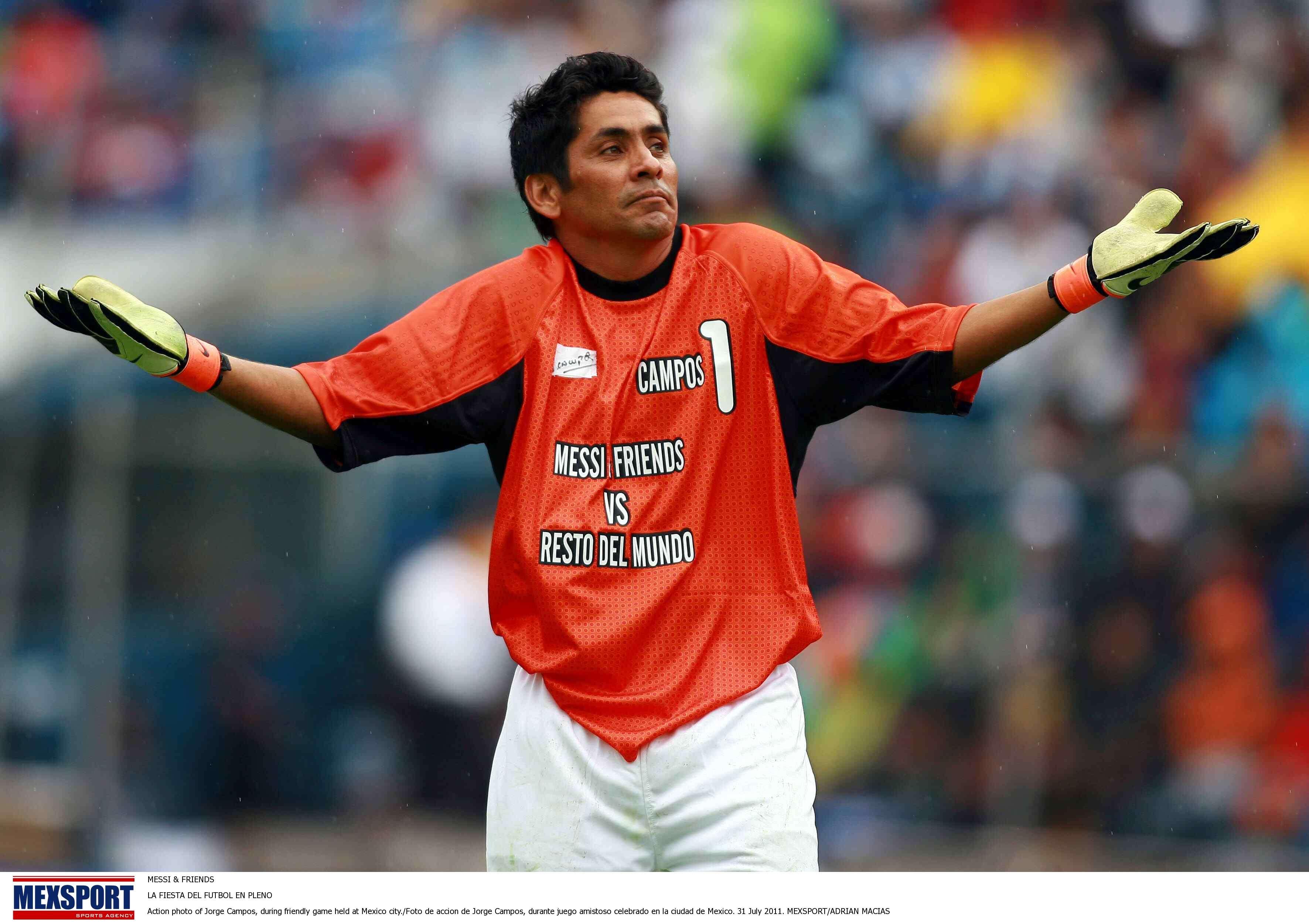 Campos tendrá que aclarar sus vínculos con Yáñez. Foto: Mexsport