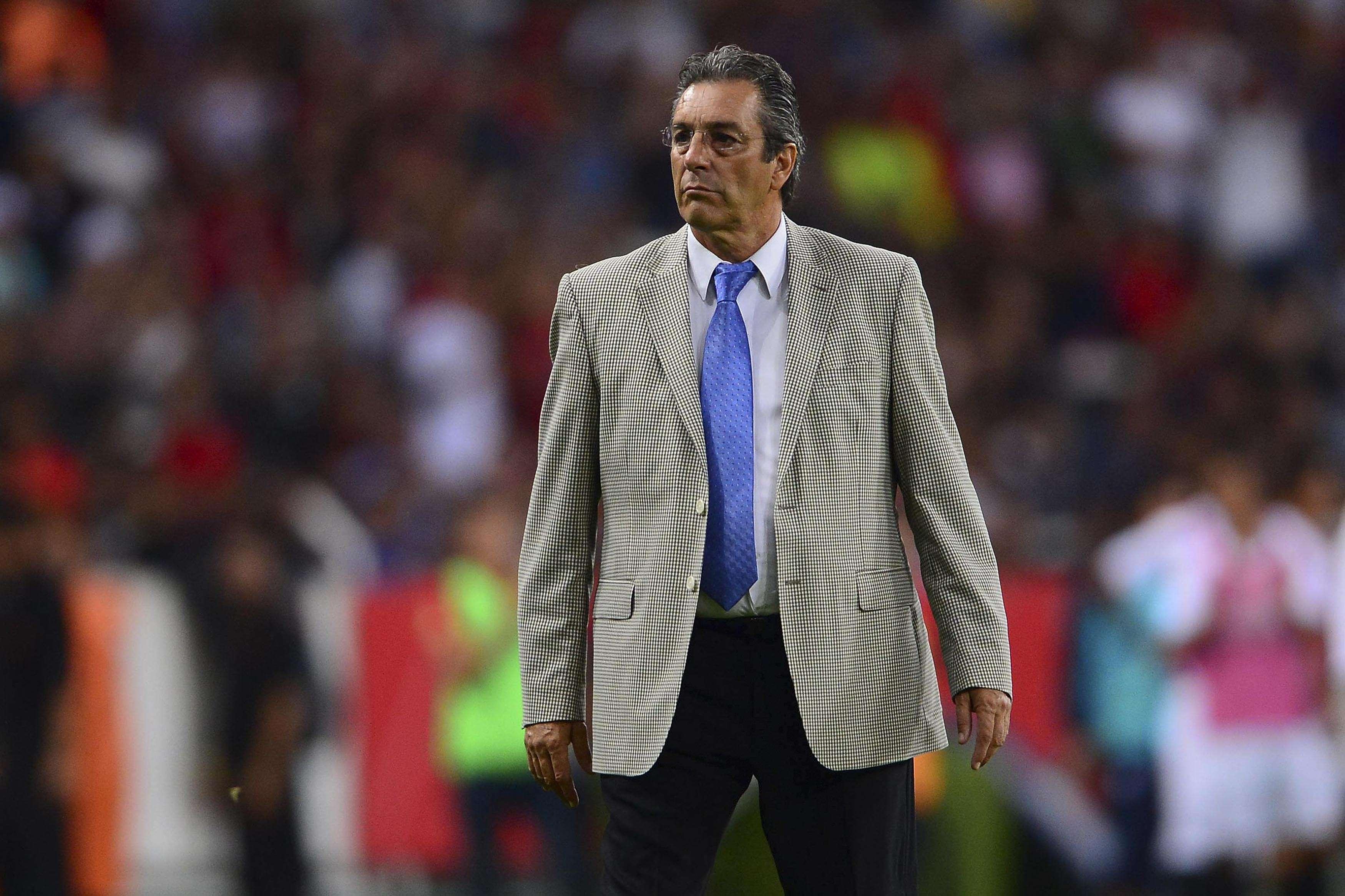 Tomás Boy no pudo controlarse tras los insultos Foto: Mexsport