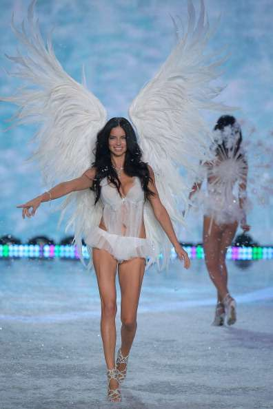 Adriana Lima-angel- Foto: Getty Images