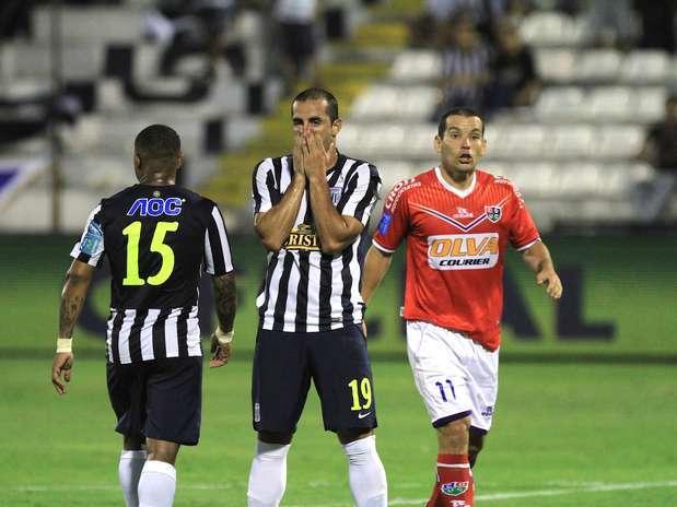 Mauro Guevgeozián ha anotado 13 goles en lo que va del año para Alianza Lima. Foto: Miguel Ángel Bustamante/Terra Perú