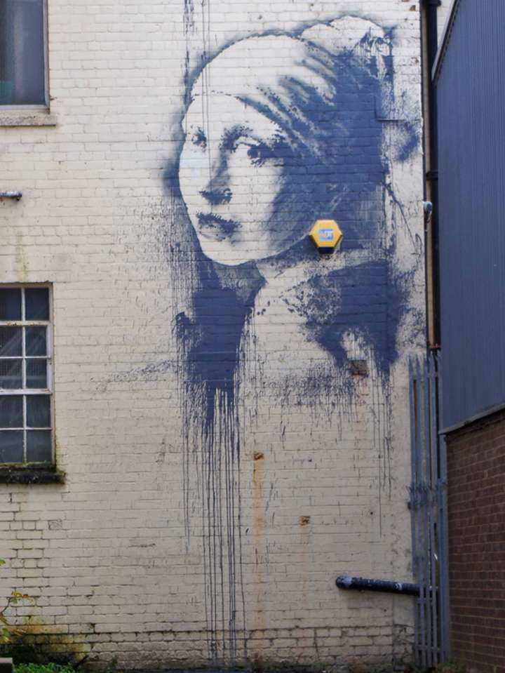 Foto: Sitio oficial banksy.co.uk