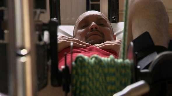 Fidyka se somete a cinco horas de fisioterapia cada día. Foto: Archivo/BBCMundo.com