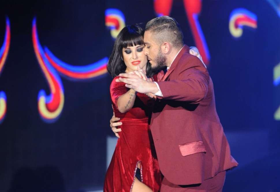 Bailando 2014 avanza al ritmo del tango Foto: Twitter