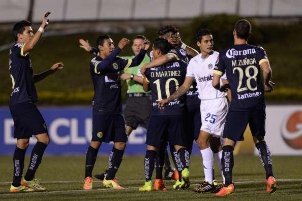 Comunicaciones le arrancó un empate a América en Guatemala. Ahora toca la vuelta. Foto: Getty Images