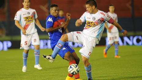 Tigre y Arsenal empataron 1 a 1. Foto: Agencia