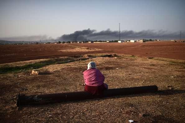 Los pasados 17 y 18 de julio, otras dos sirias fueron asesinadas de la misma manera en la provincia de Al Raqa por cargos similares. Foto: Archivo/Getty Images