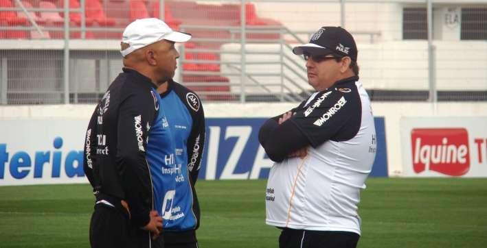 Guto Ferreira continua adotando a postura de não revelar o time com antecedência Foto: Djota Carvalho/Ponte Press