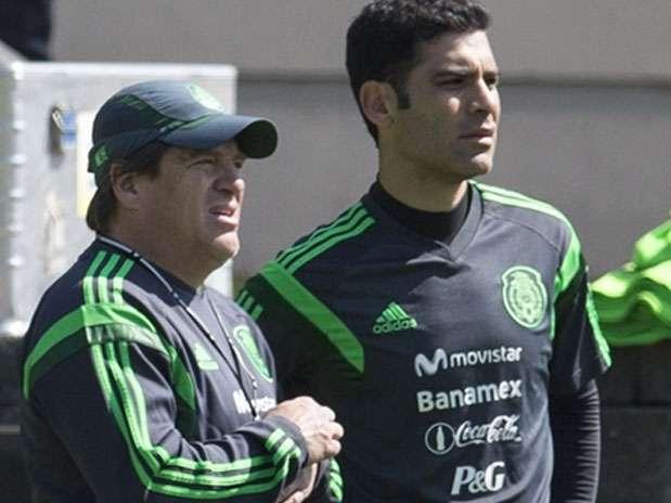 Rafael Márquez regresaría a la Selección hasta el 2015 Foto: Getty Images