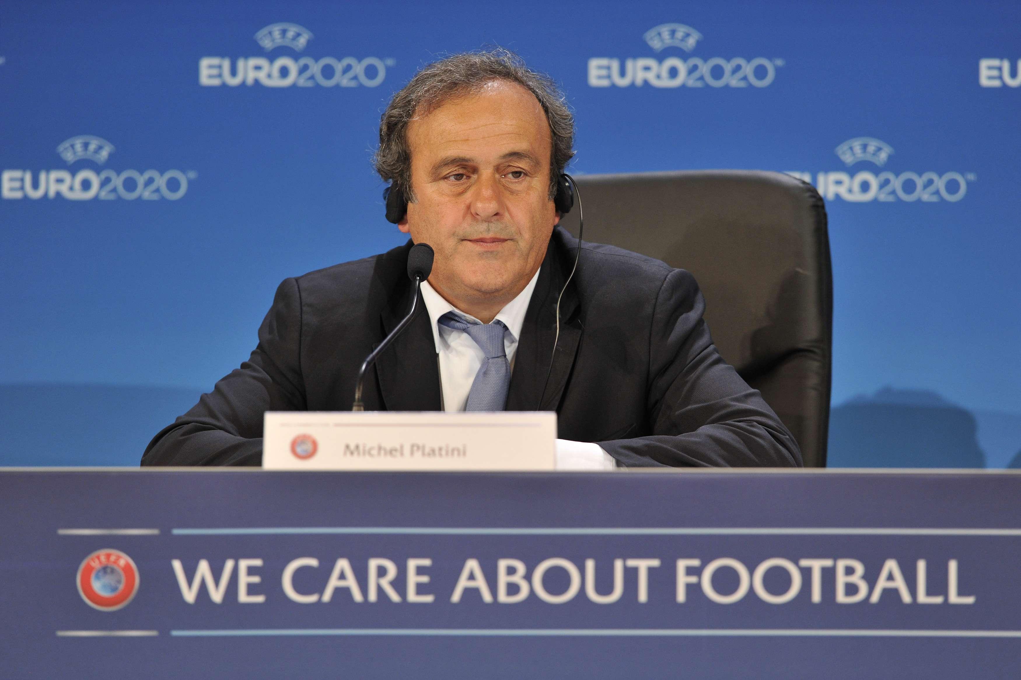 Platini quiere erradicar los malos manejos de fútbol. Foto: Getty Images