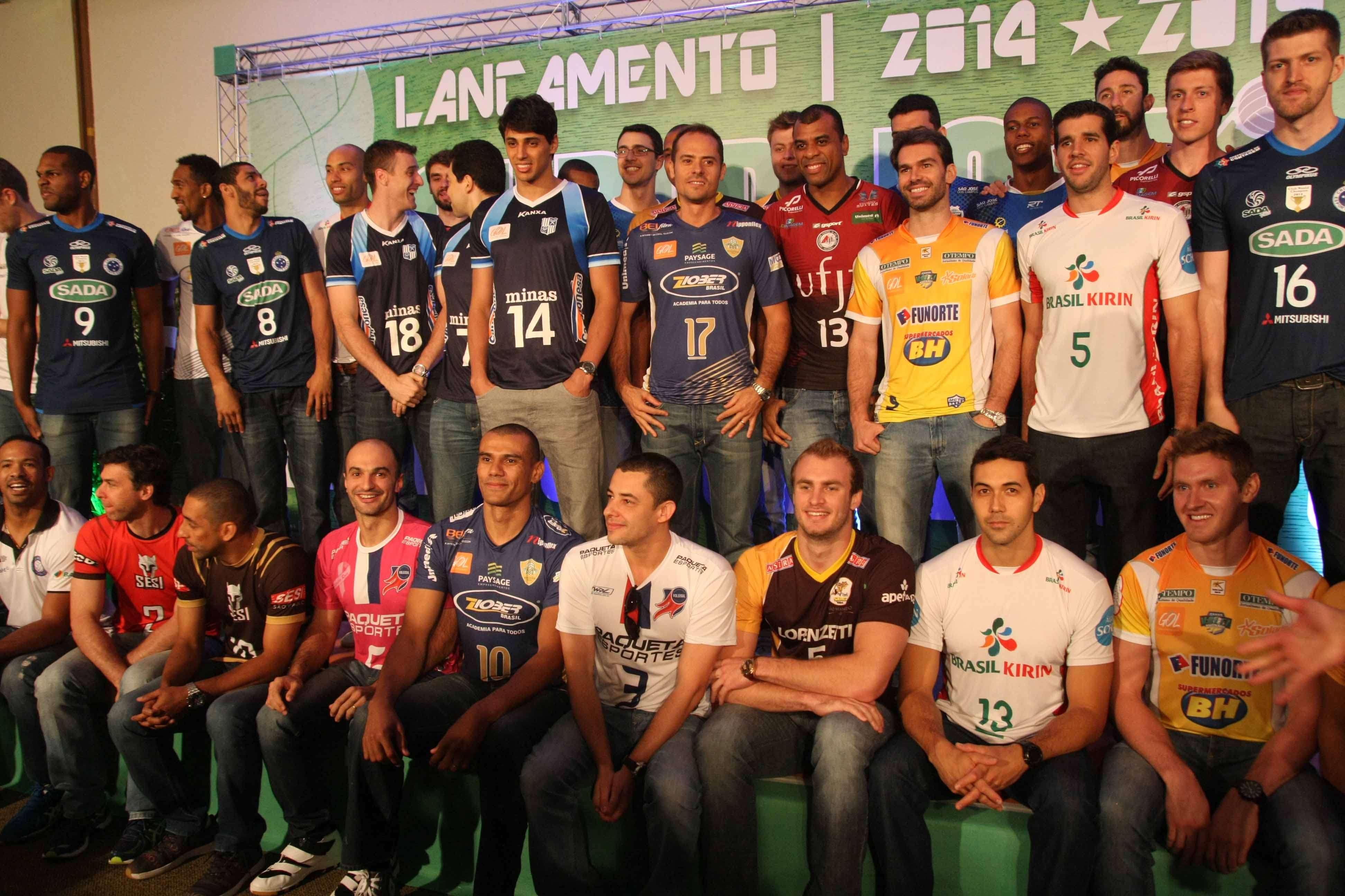 Decisão em jogo único na Superliga Masculina ainda depende de aprovação de equipes para ser concretizada Foto: Alexandre Arruda/CBV/Divulgação