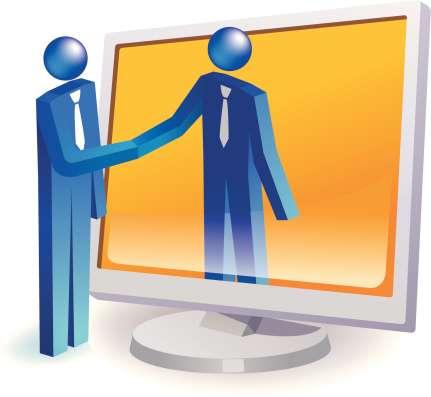 El 49 % de los encuestados indicó haber obtenido un puesto laboral al menos una vez a través de una bolsa de trabajo en línea. Foto: Getty Images