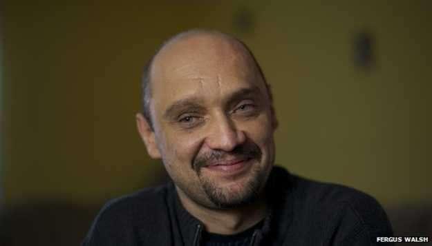 Antes del tratamiento, Darek Fidyka llevaba dos años paralizado y no mostraba señales de recuperación Foto: BBC Mundo/Fergus Walsh