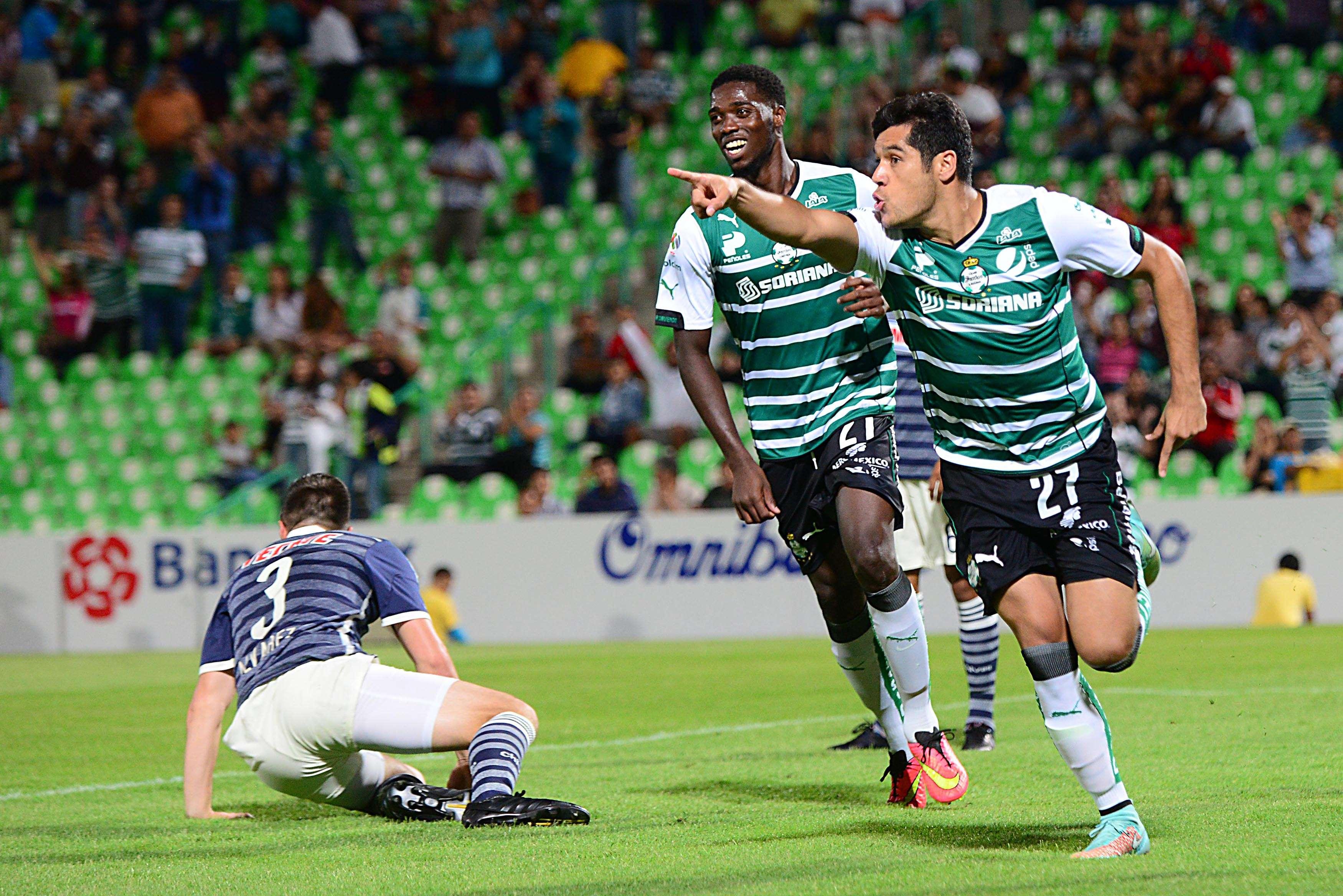 El 'Chuletita' acabó con las Chivas. Foto: Mexsport