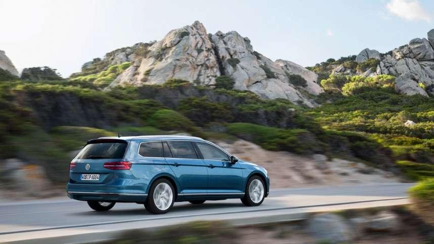 Volkswagen Passat Variant Foto: AUTOPISTA