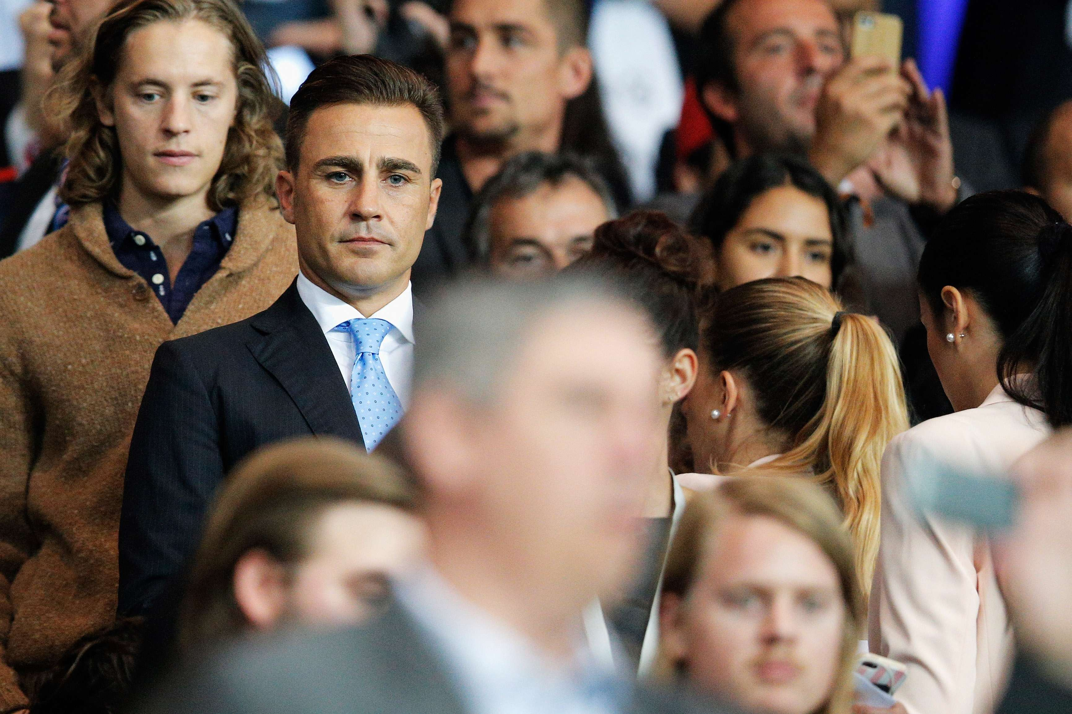 Fabio Cannavaro. Foto: Getty Images