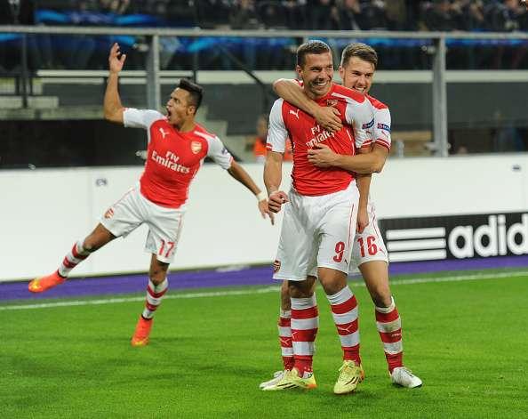 El tocopillano dio la asistencia en el gol del triunfo sobre la hora. Foto: Getty Images