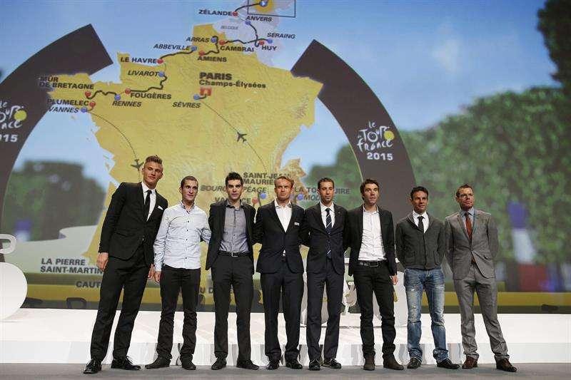 Tour de Francia Foto: EFE en español