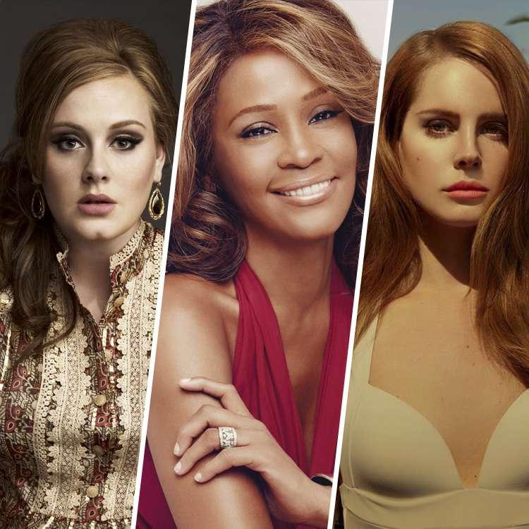 Billboard Brasil listou dez baladas românticas que fizeram história com vozes femininas. Foto: Divulgação
