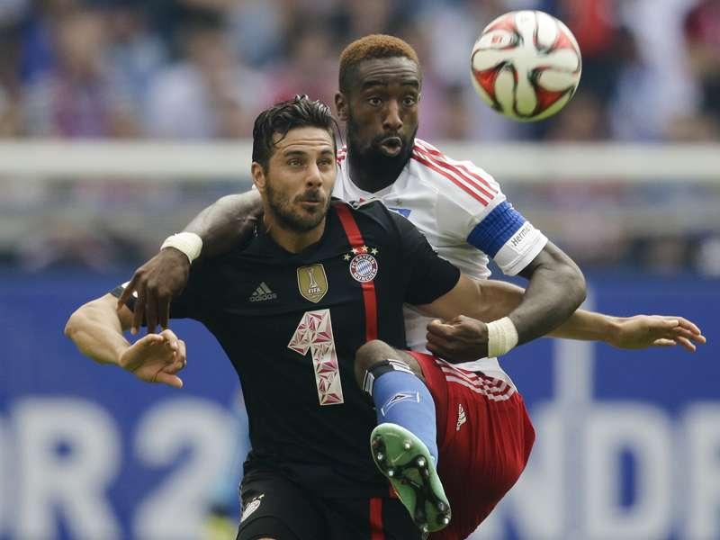 Claudio Pizarro pasa por su novena temporada con el Bayern Múnich y la decimoquinta en la Bundesliga. Foto: AP