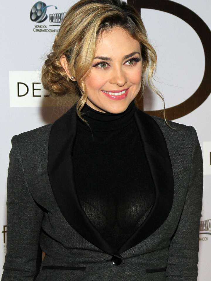 aracely arámbula Foto: Photo AMC