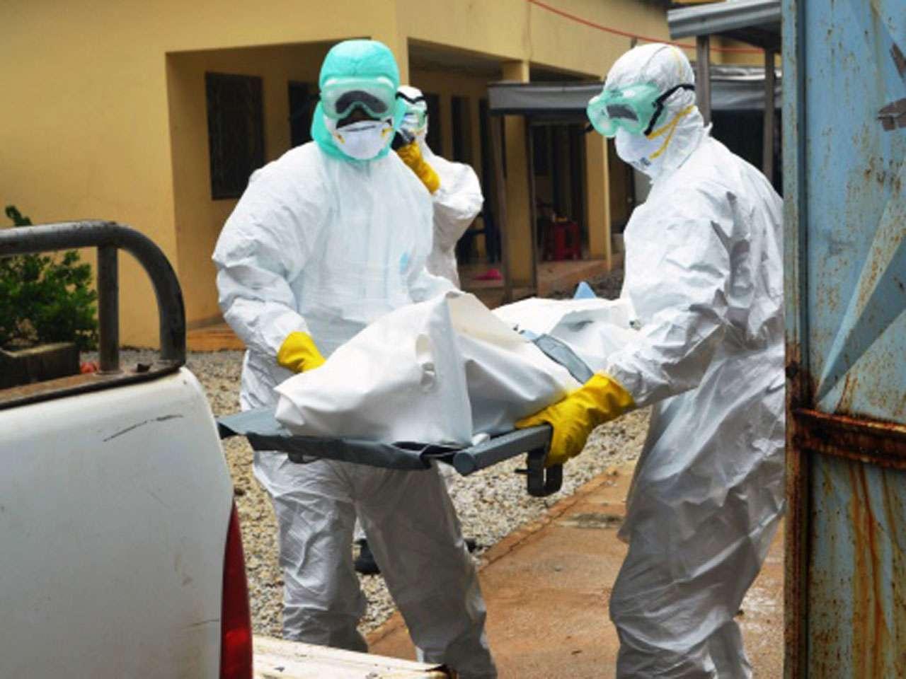 En Guinea, donde comenzó la epidemia en diciembre del año pasado, murieron 904 personas de las 1,540 infectadas. Foto: CELLOU BINANI/Getty Images
