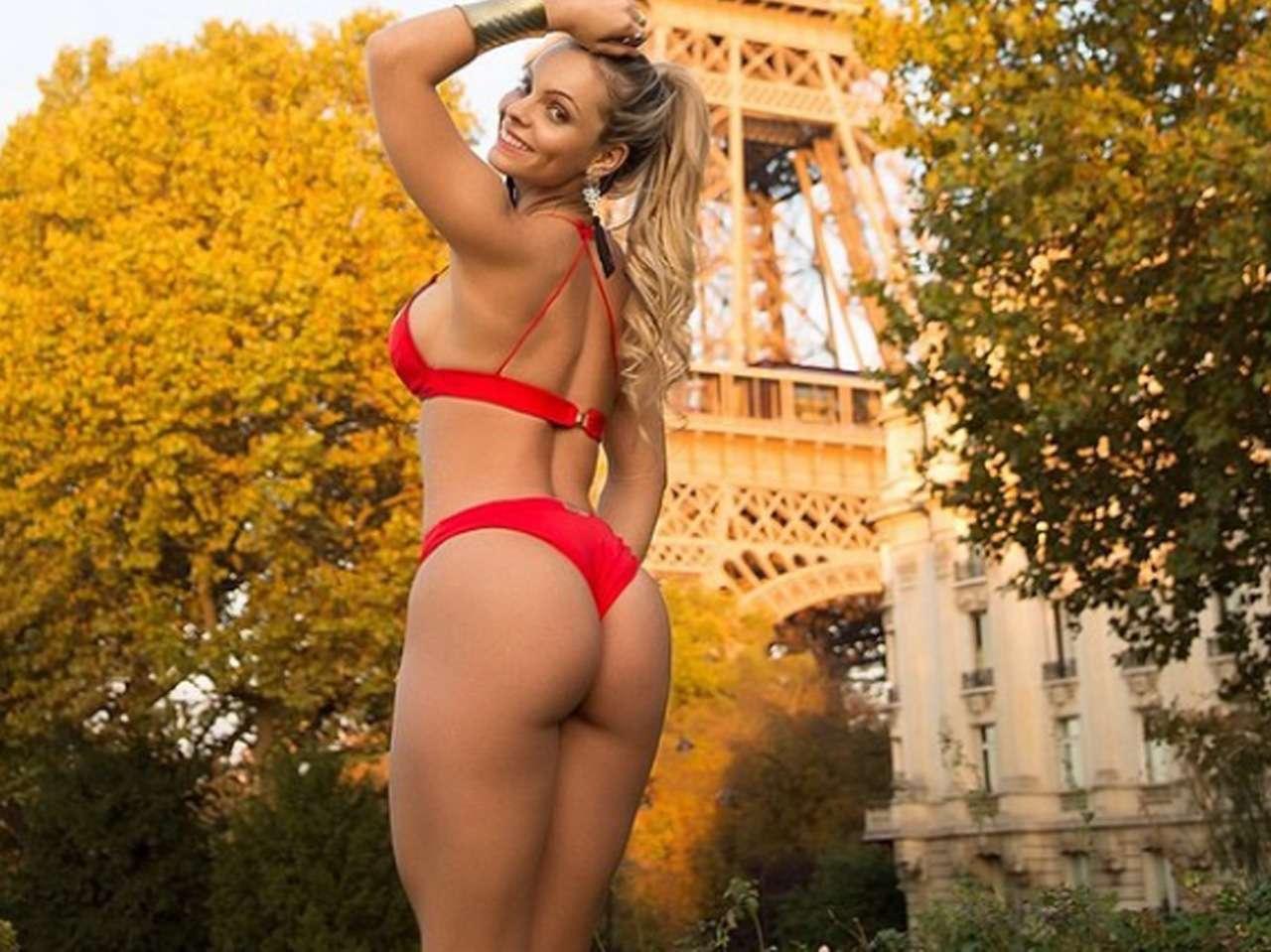 Indianara Carvalho, participante de Miss Bum Bum Foto: Instagram / Indianara
