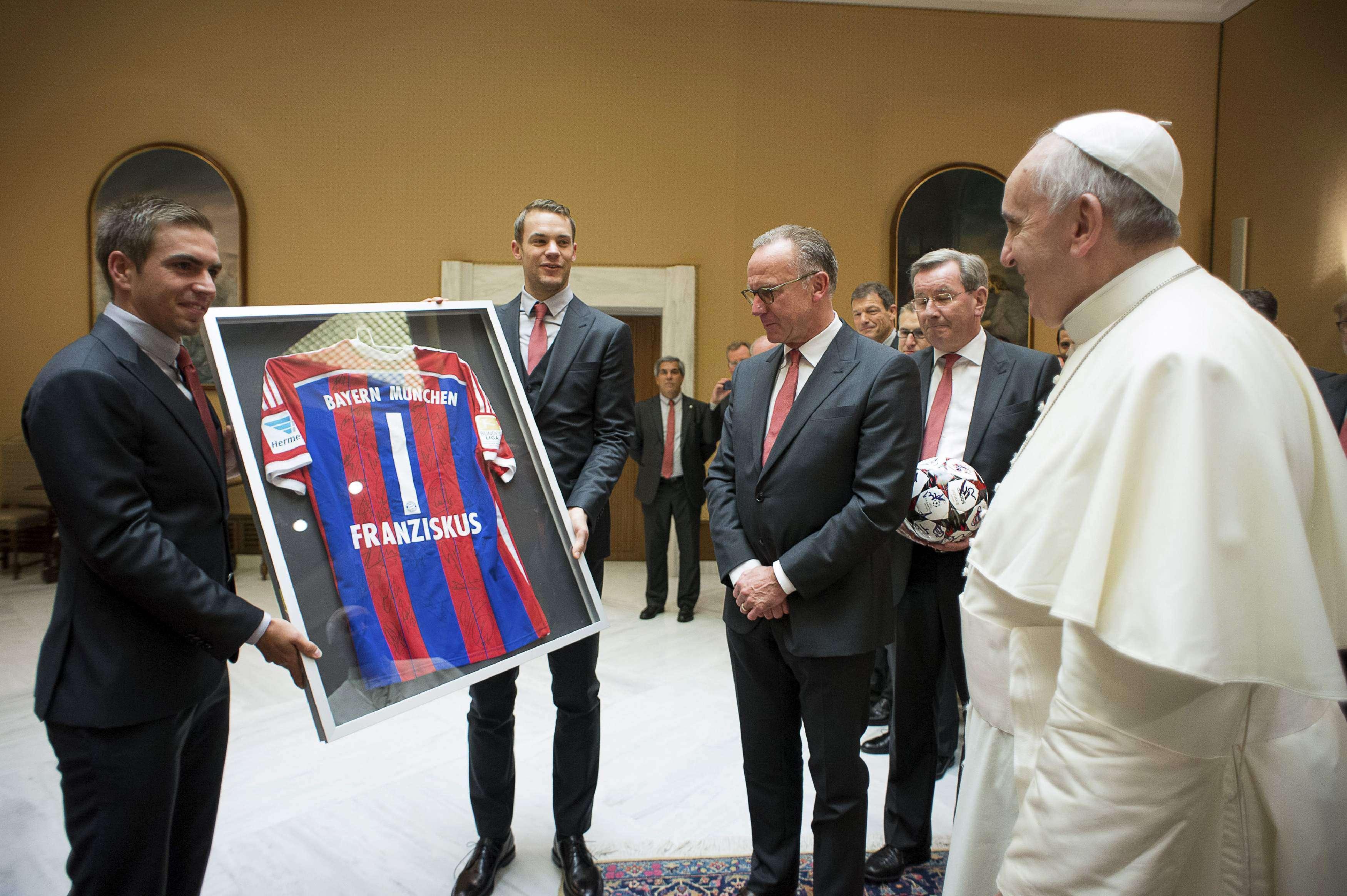Foto: Osservatore Romano/Reuters