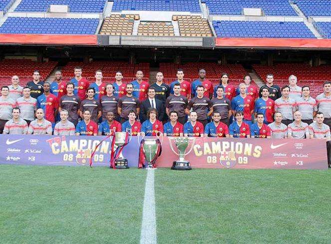 El 'triplete' (Liga, Copa y Champions) es algo que el Madrid nunca ha podido lograr, algo que ya hizo el Barça en 2009. Foto: Especial