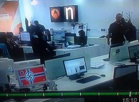 Símbolos nazis. Foto: VERTELE