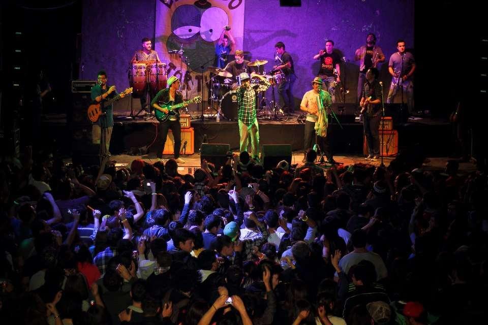La Combo Tortuga está dando que hablar en la cumbia. Foto: Terra Chat