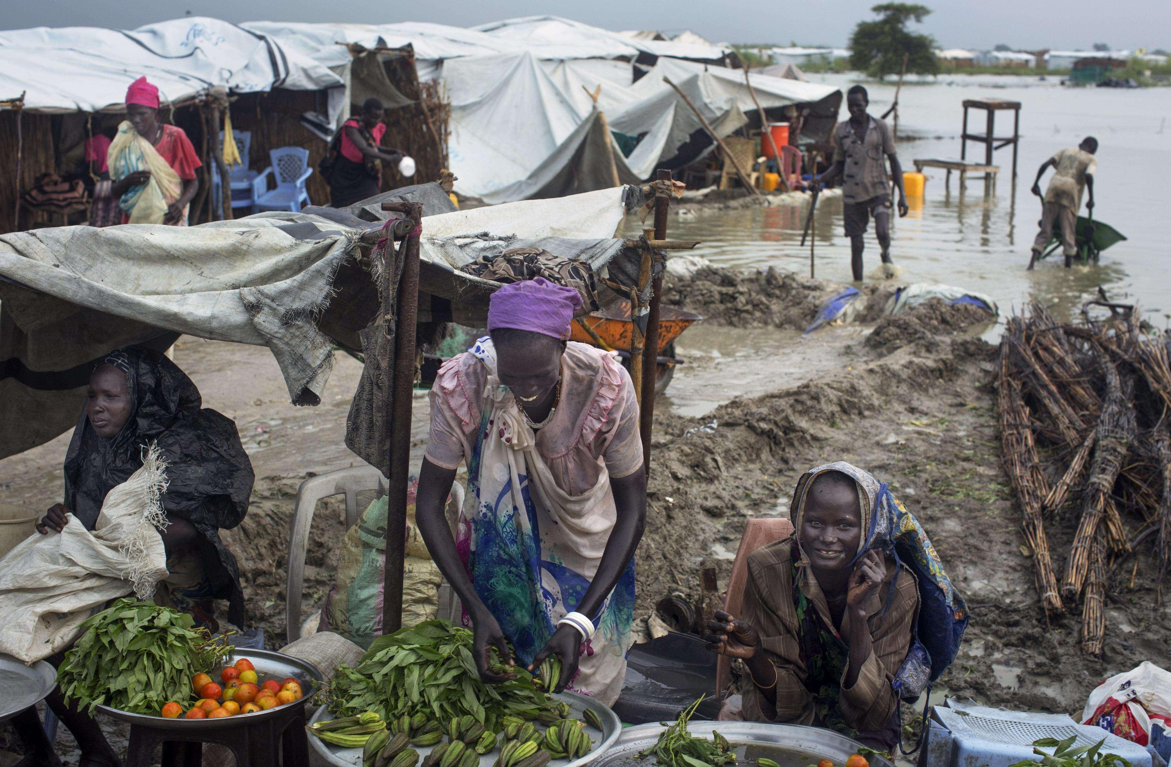 Sudán del Sur se ha envuelto desde finales de 2013 en una guerra fratricida. Foto: Archivo/AP en español