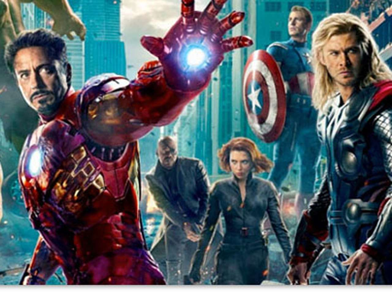 The Avengers Foto: Marvel