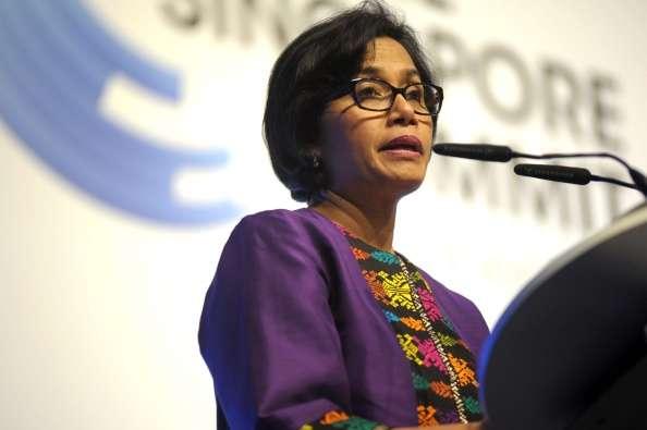 """La directora gerente del Banco Mundial, Sri Mulyani Indrawati, advirtió sobre una economía mundial """"decepcionante"""" en 2014, por lo que podría revisar los estimados de crecimiento para 2015. Foto: Getty Images"""