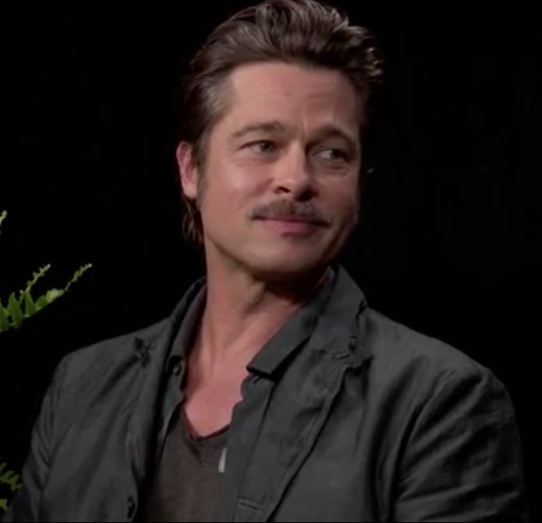 Brad Pitt. Foto: Reproducción