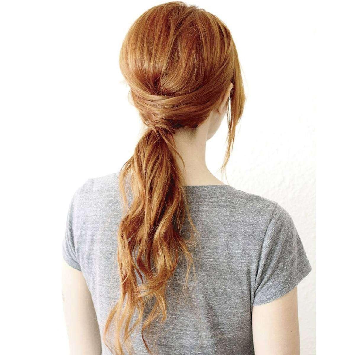 Aprenda a fazer penteados práticos para o dia a dia. Foto: Reprodução