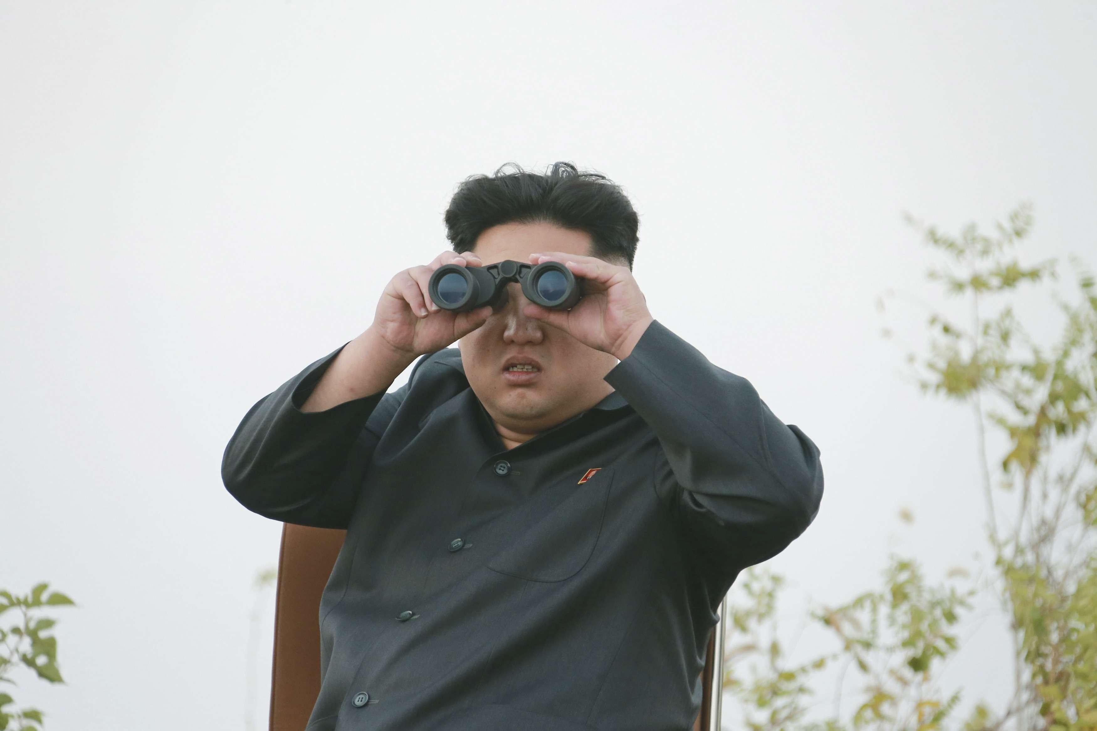 Por medo de ebola, país norte-coreano proibirá entrada de turistas estrangeiros Foto: KCNA/Reuters