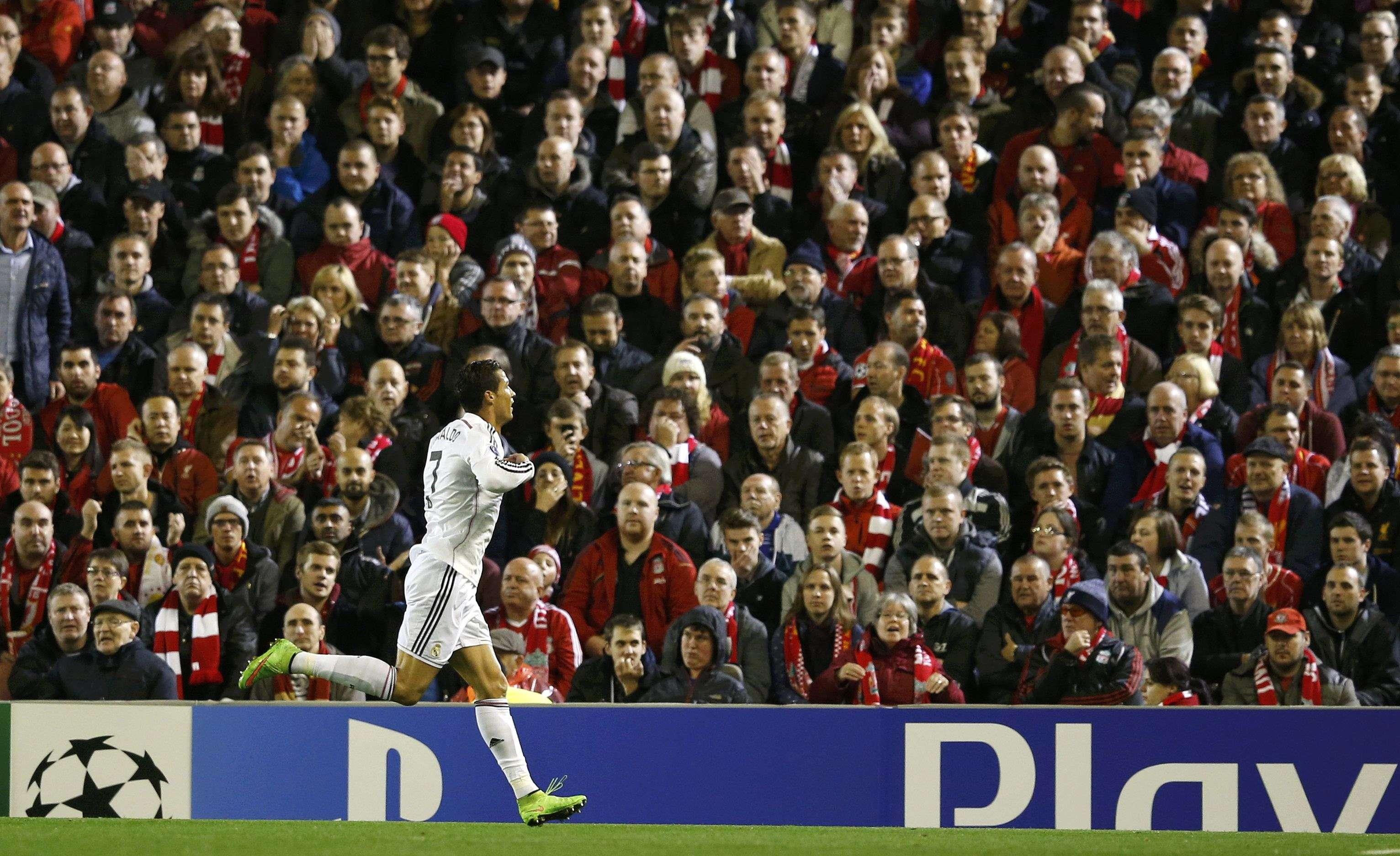 Cristiano Ronaldo. Foto: Reuters en español