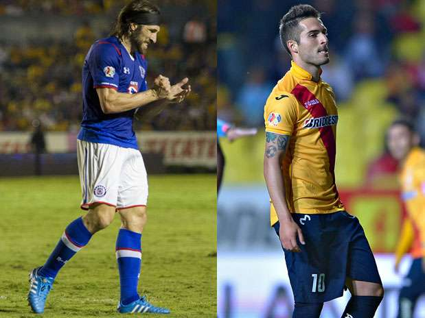 Cruz Azul vs. Monarcas Morelia Foto: Mexsport