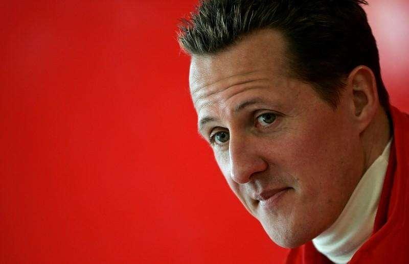 Michael Schumacher em foto de 24 de janeiro de 2006, quando estava na equipe Ferrari. Foto: Tony Gentile/Reuters
